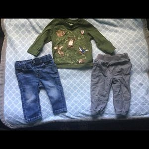 12M baby clothes